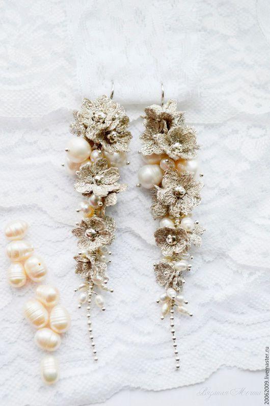 В украшениях из коллекции `Цветение` ты всегда  будешь в центре внимания.