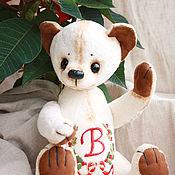 Куклы и игрушки ручной работы. Ярмарка Мастеров - ручная работа Мишутка В (28 см). Handmade.