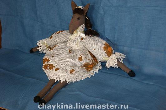 Лошадка Глафира
