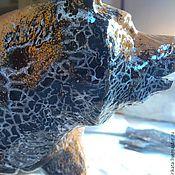 Для дома и интерьера handmade. Livemaster - original item Art ceramics. Animalistic. The Sculpture
