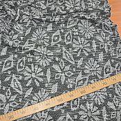 Ткани ручной работы. Ярмарка Мастеров - ручная работа Трикотаж букле, Италия. Handmade.