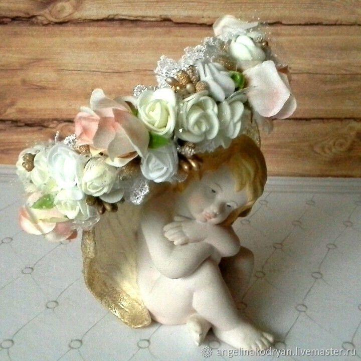 Headband rose boho, Headband, Belgorod,  Фото №1