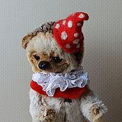 Куклы и игрушки ручной работы. Ярмарка Мастеров - ручная работа Ёжик Ёсик,21 см. Handmade.