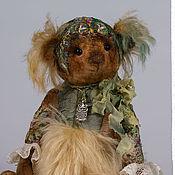 Куклы и игрушки ручной работы. Ярмарка Мастеров - ручная работа Мишка Берта. Handmade.