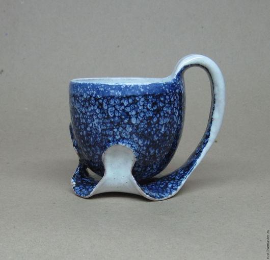 """Кружки и чашки ручной работы. Ярмарка Мастеров - ручная работа. Купить чашка """"34"""". Handmade. Чашка для чая"""