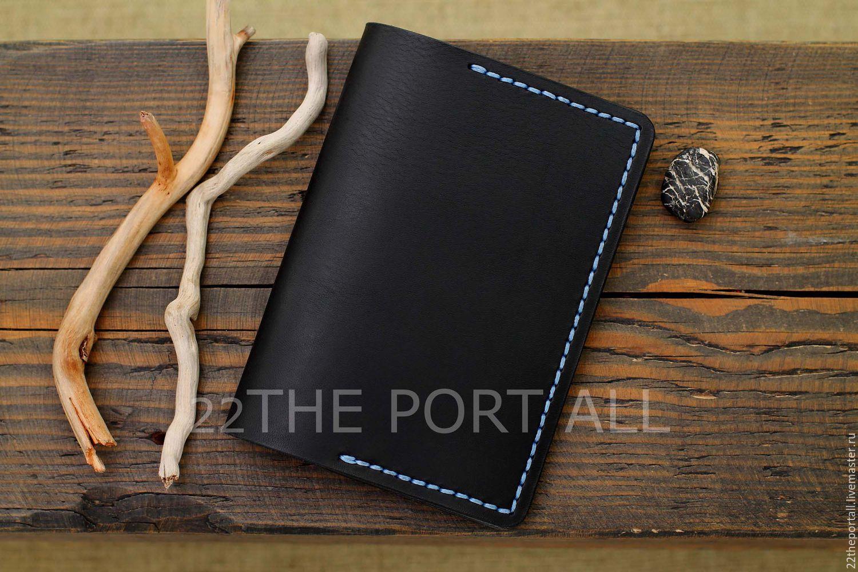 1ce162985d5d Купить Обложка для паспорта из кожи · Обложки ручной работы. Обложка для  паспорта из кожи. 22THEPORTALL.