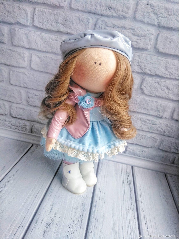 Кукла Весенняя Нежность, Тыквоголовка, Монино,  Фото №1