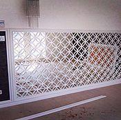 Для дома и интерьера ручной работы. Ярмарка Мастеров - ручная работа Панель на зеркале Пересечение сфер. Handmade.