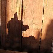 """Куклы и игрушки ручной работы. Ярмарка Мастеров - ручная работа """"Придёт серенький волчок...)))"""". Handmade."""