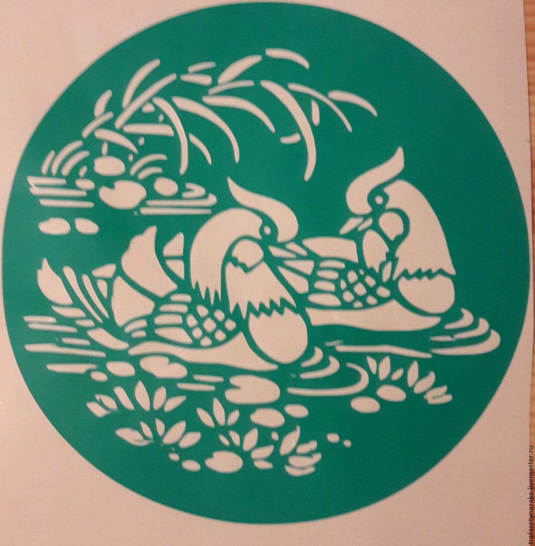 Stencils adhesive, Stamps, Orel,  Фото №1