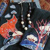 """Одежда ручной работы. Ярмарка Мастеров - ручная работа Комбинезон """"Зимняя ночь"""". Handmade."""