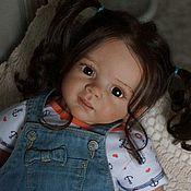 Куклы и игрушки ручной работы. Ярмарка Мастеров - ручная работа Кукла реборн Амели3. Handmade.