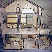 handmade. Livemaster - original item Dollhouse. Handmade.