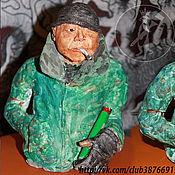 """Куклы и игрушки ручной работы. Ярмарка Мастеров - ручная работа фигура """"Русский"""". Handmade."""