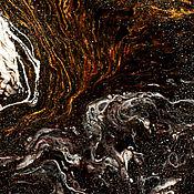 Картины ручной работы. Ярмарка Мастеров - ручная работа Картины: абстракция Галактика акрил. Handmade.