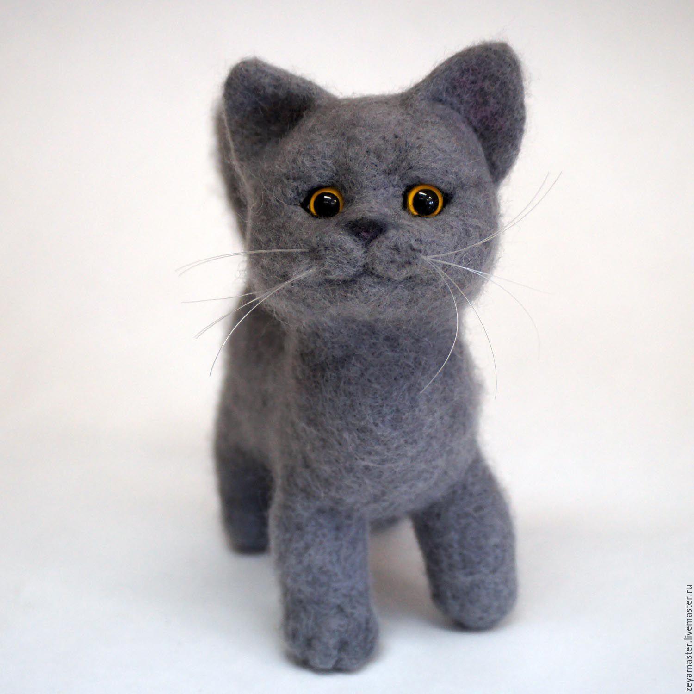 Британские котята игрушки своими руками 23