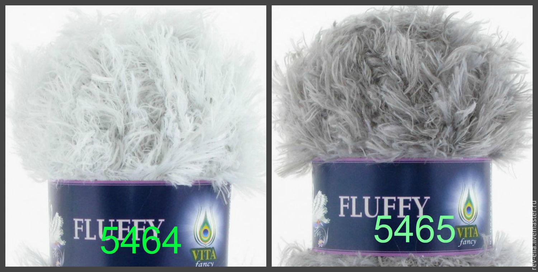 пряжа fluffy купить