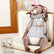 Куклы и игрушки ручной работы. Ярмарка Мастеров - ручная работа Крольчиха Аласти. Handmade.