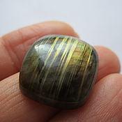 Материалы для творчества handmade. Livemaster - original item Labradorite. Cabochon №81. Handmade.