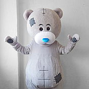 "Дизайн и реклама handmade. Livemaster - original item Teddy Bear ""Me to You"". Life-size puppet. Handmade."