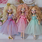 Куклы и игрушки handmade. Livemaster - original item Dolls and dolls: Princess. Handmade.