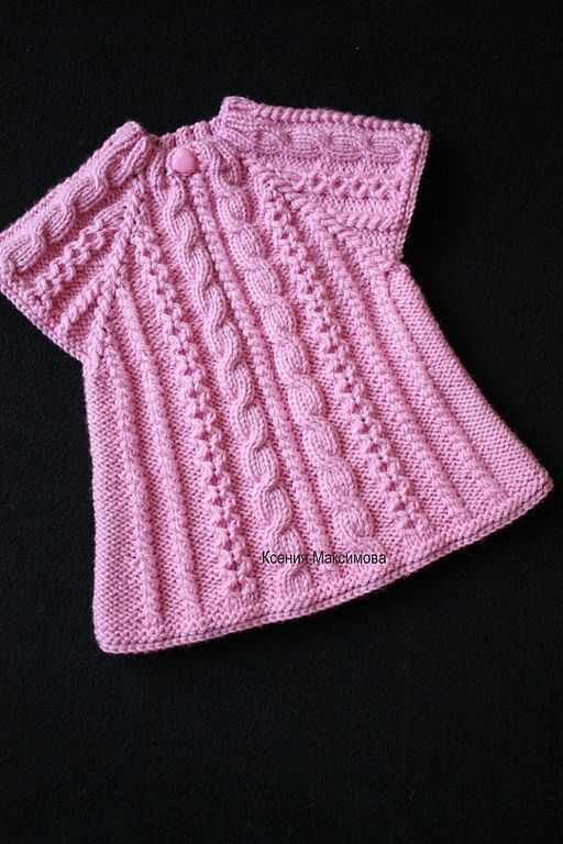 Одежда для девочек, ручной работы. Ярмарка Мастеров - ручная работа. Купить туника сарафан жилет для девочки Я - принцесса  авт. работа. Handmade.