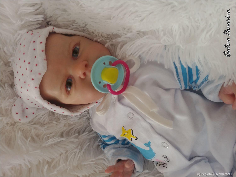Реборн из молда Аттикус от скульптора Laura Lee Eagles, Куклы Reborn, Барнаул,  Фото №1