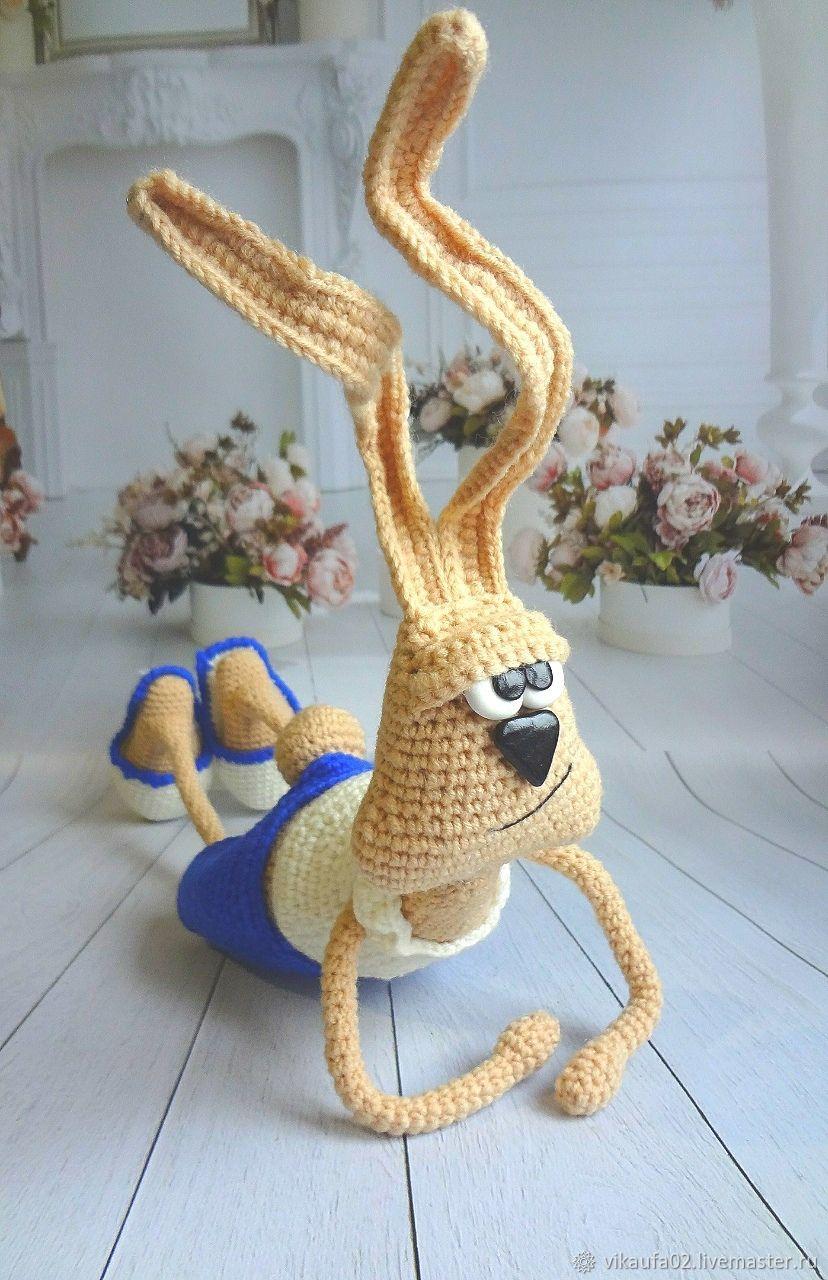 Good morning hare !, Stuffed Toys, Ufa,  Фото №1