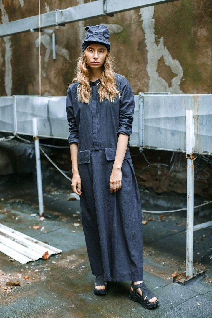 синее платье #019byshevtsova, Платья, Воронеж, Фото №1