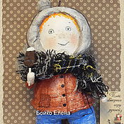 Куклы и игрушки ручной работы. Ярмарка Мастеров - ручная работа А у меня эскимо!. Handmade.