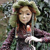 Куклы и игрушки ручной работы. Ярмарка Мастеров - ручная работа Дриада. Handmade.