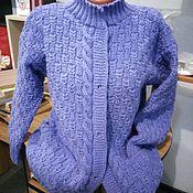 Одежда ручной работы. Ярмарка Мастеров - ручная работа Кардиган. Handmade.