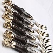 Посуда handmade. Livemaster - original item Fork dining room