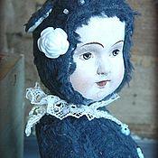 Куклы и игрушки ручной работы. Ярмарка Мастеров - ручная работа Тедди-долл Винтажик. Handmade.