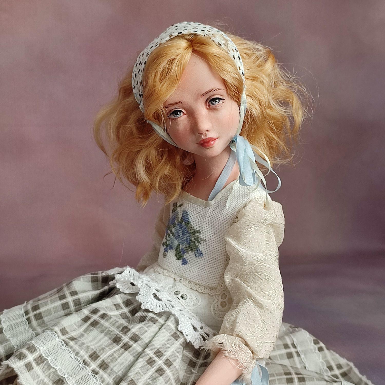 Авторская кукла Лапочка, Интерьерная кукла, Волгоград,  Фото №1