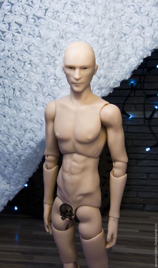 МУЖЧИНА БЛАНК Кукла БЖД, шарнирная кукла бжд из полиуретана bjd кукла из полиуретана куклы и игрушки кукла парень кукла мужчина кукла мальчик бжд парень бжд мужчина