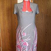 Одежда ручной работы. Ярмарка Мастеров - ручная работа Платье трикотажное. Handmade.