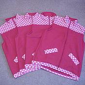 Одежда ручной работы. Ярмарка Мастеров - ручная работа Одежда спортивная, жилет. Handmade.