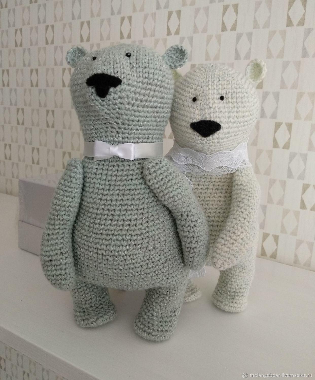Couple of bears, Stuffed Toys, Moscow,  Фото №1