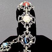 Винтаж ручной работы. Ярмарка Мастеров - ручная работа Винтажный кельтский браслет, винтажные украшения, винтаж. Handmade.