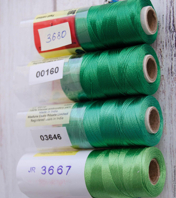 Шелк нитки для вышивки купить