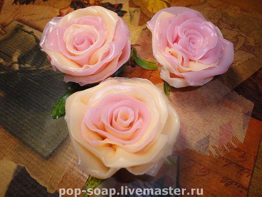 Мыло ручной работы. Ярмарка Мастеров - ручная работа. Купить Роза-Мыло ручной работы. Handmade. Роза, органическое мыло