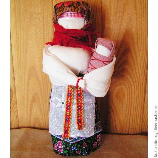 Народные куклы ручной работы. Ярмарка Мастеров - ручная работа. Купить Кукла народная Берегиня 26 см. Handmade. Берегиня