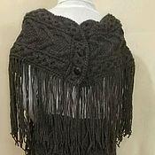Одежда ручной работы. Ярмарка Мастеров - ручная работа Вязаный костюм теплый. Handmade.