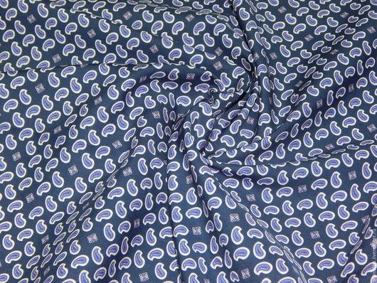 Шитье ручной работы. Ярмарка Мастеров - ручная работа. Купить Ткань хлопковый батист Paul Smith (3), Италия. Handmade.