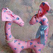 Куклы и игрушки ручной работы. Ярмарка Мастеров - ручная работа Тяни-Толкай. Handmade.