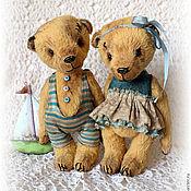 Куклы и игрушки ручной работы. Ярмарка Мастеров - ручная работа Саша+Маша. Handmade.
