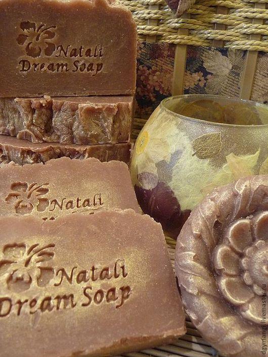 """Мыло ручной работы. Ярмарка Мастеров - ручная работа. Купить """"Франжипани"""". Натуральное мыло с нуля. Handmade. Бордовый, мыло с нуля"""