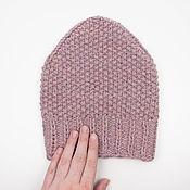 handmade. Livemaster - original item Knitted hat, beanie unisex. Handmade.