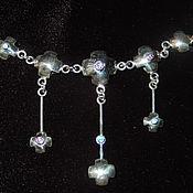 Украшения handmade. Livemaster - original item Necklace silver